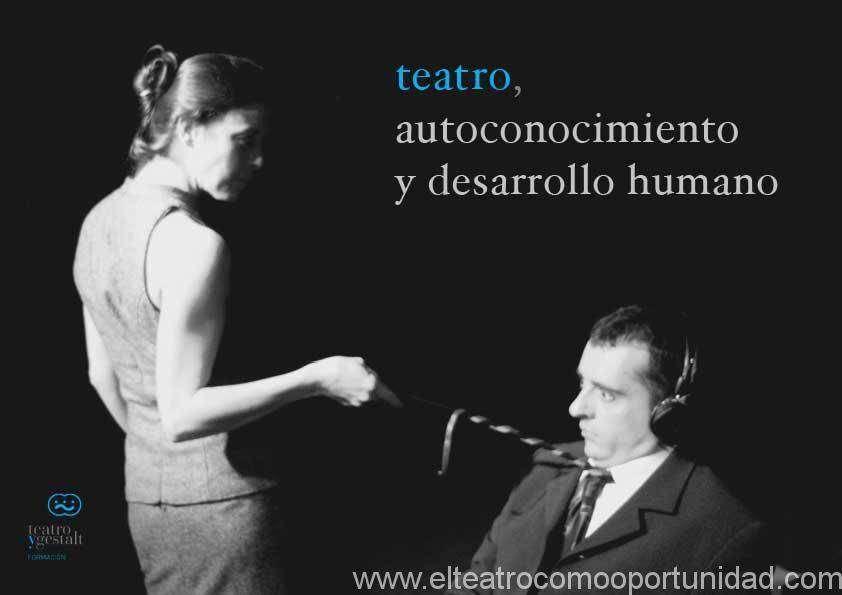 Teatro y Gestalt