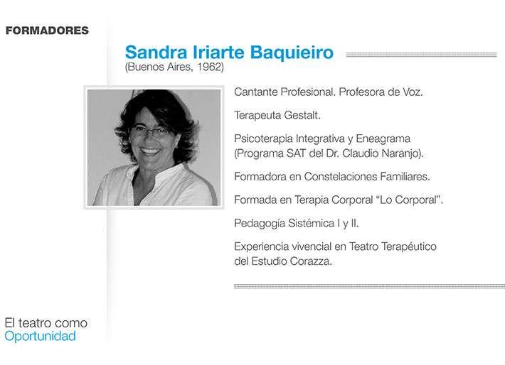 Teatro y Gestalt- Sandra Iriarte