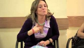 Isabel montero El teatro como oprtunidad