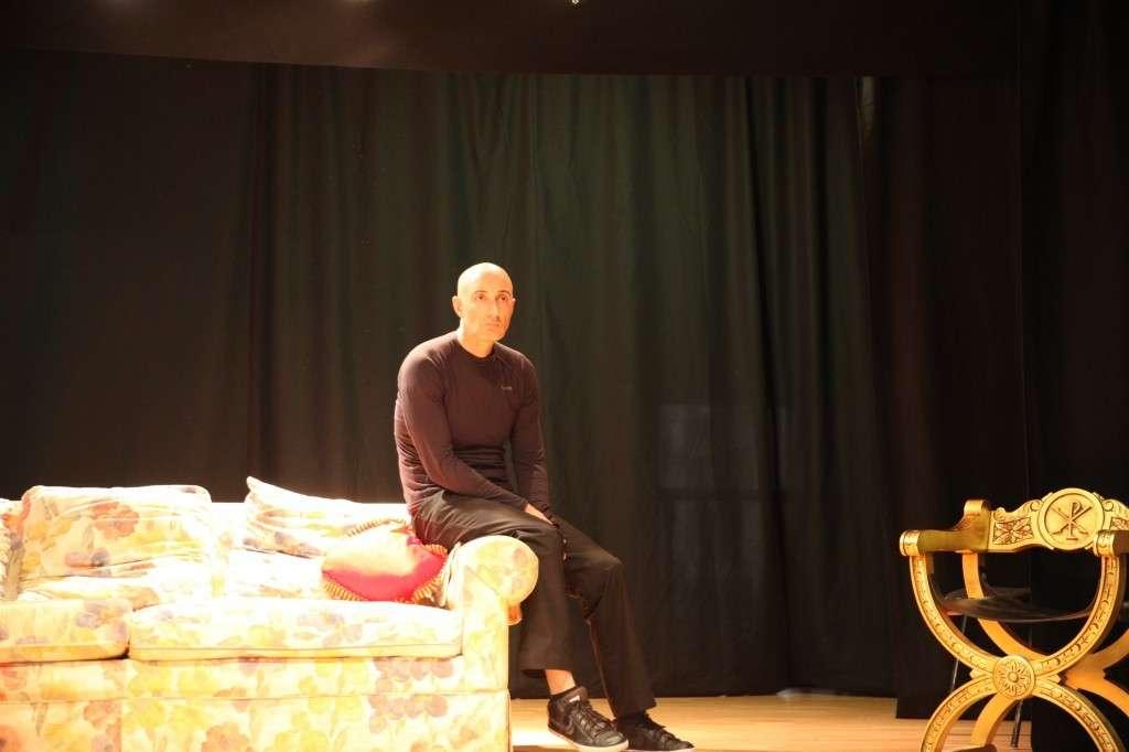 Presencia escénica formación teatro gestalt