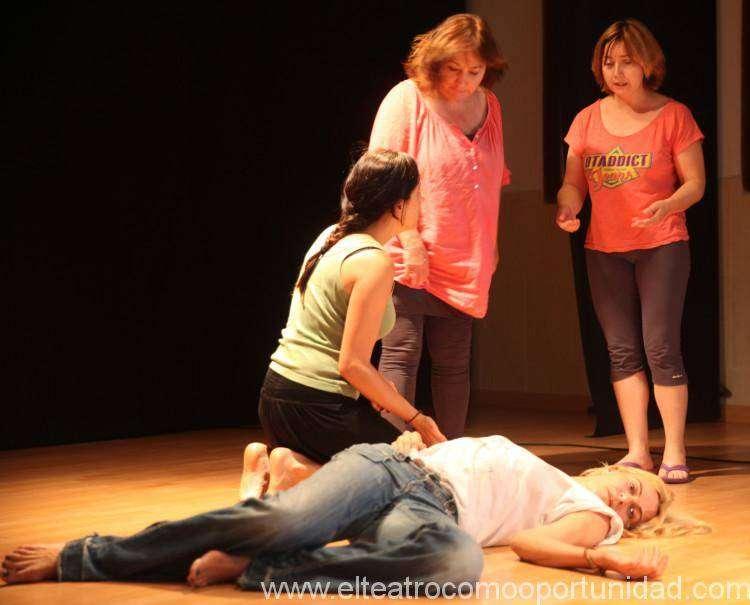 Improvisación y teatro terapéutico