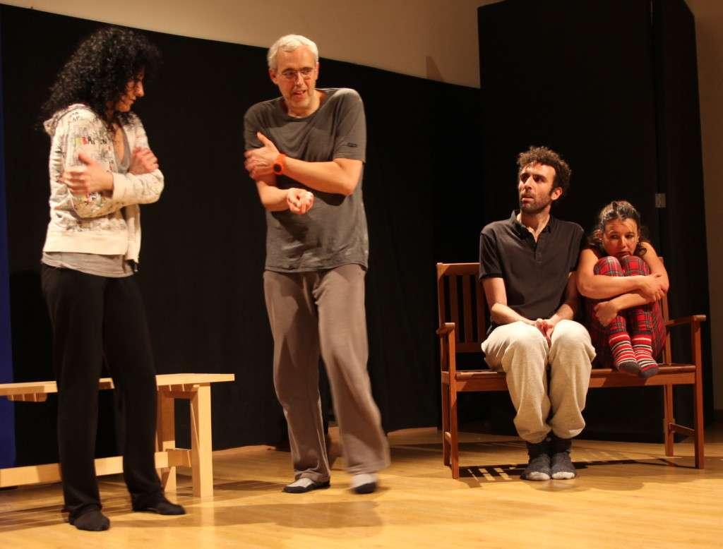 Lo corporal, lo teatral y lo terapéutico